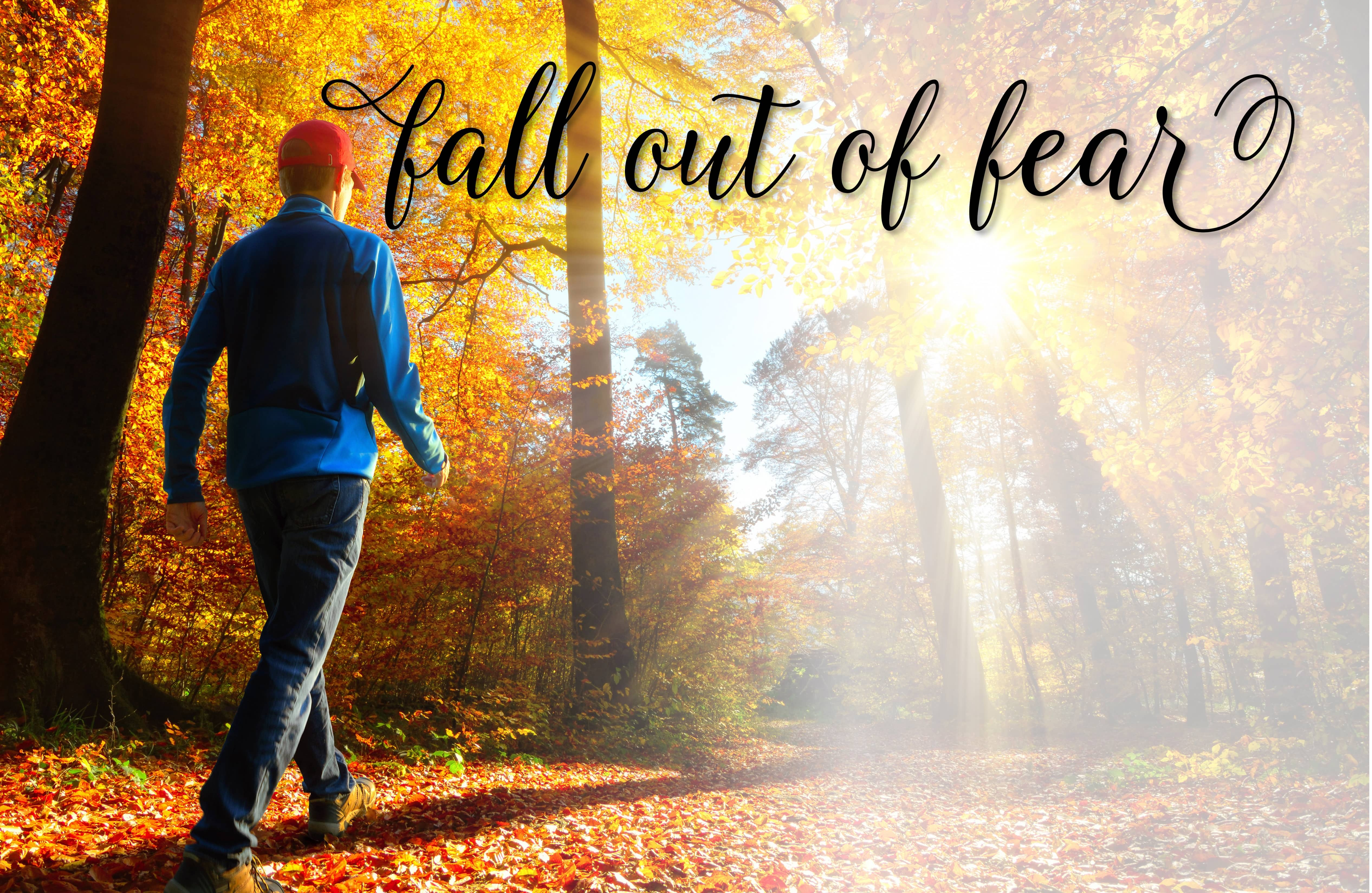 Fall Out Of Fear