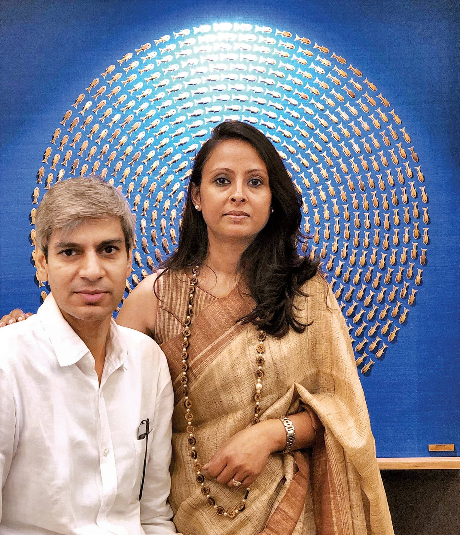 Smita Thapar & Moksh Thapar REINVENTING TRADITION
