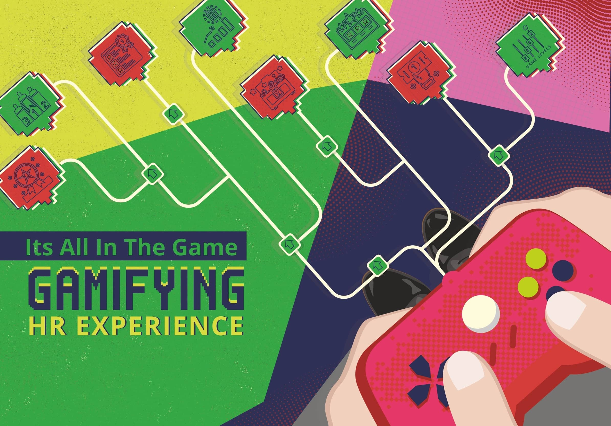 Its All In The Game - Gamifying HR Experience