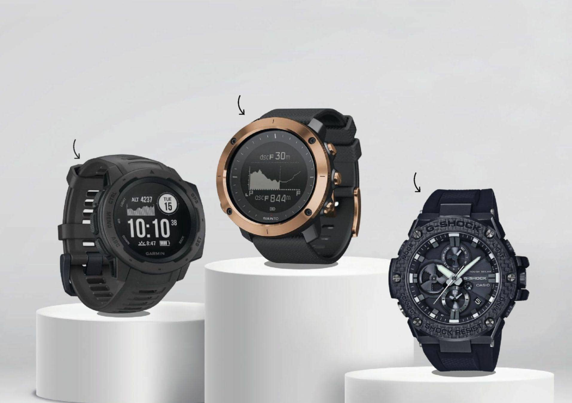 Rugged Watches That Are Built For A Sporty Lifestyle