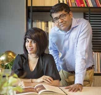 ar. meena murthy kakkar and ar. vishal kakkar: ENVISAGE