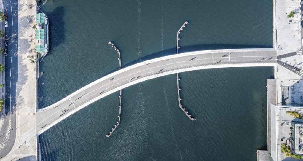 Lille Langebro Bridge Copenhagen