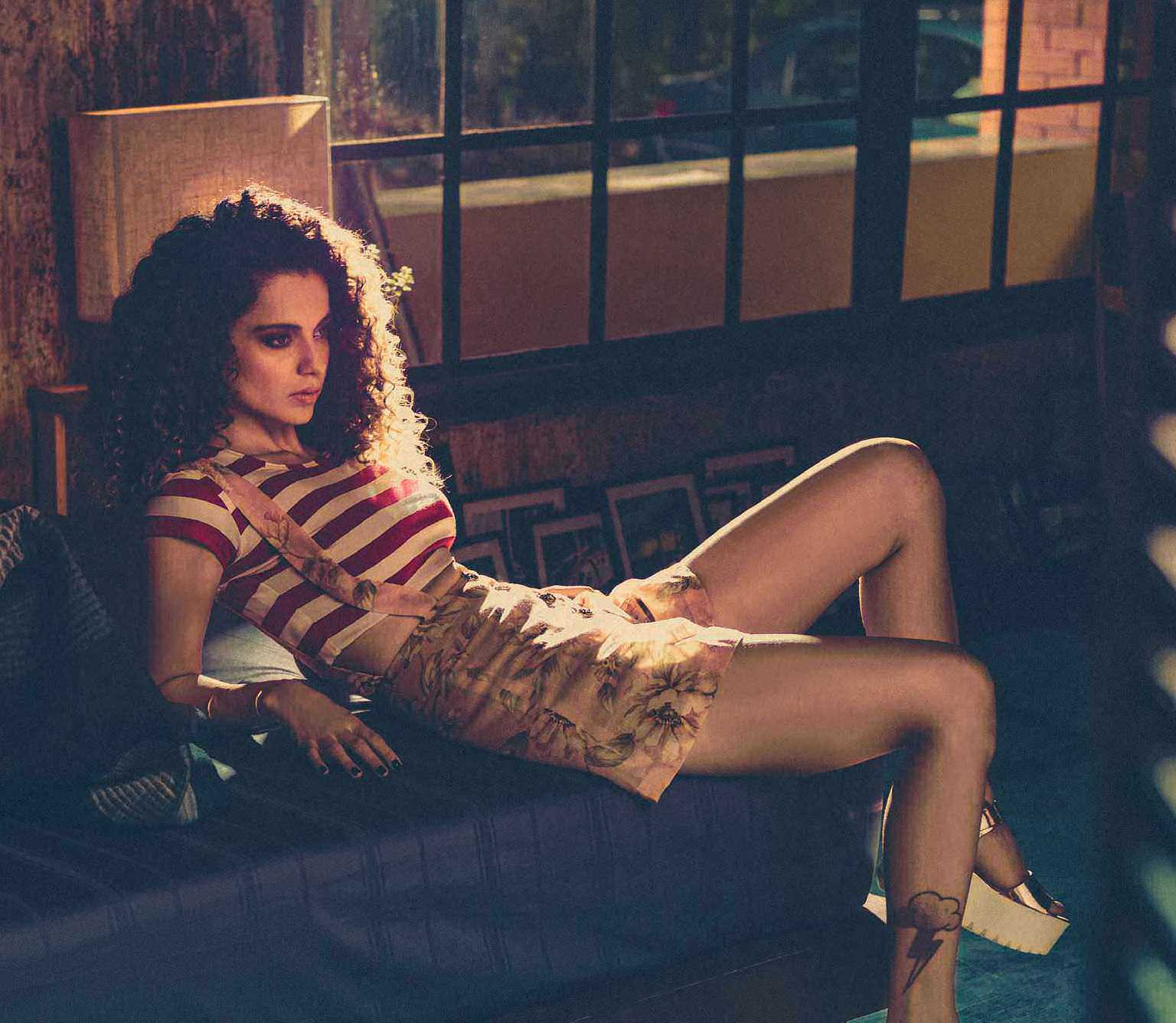 Kangana Ranaut: Her Own Hero