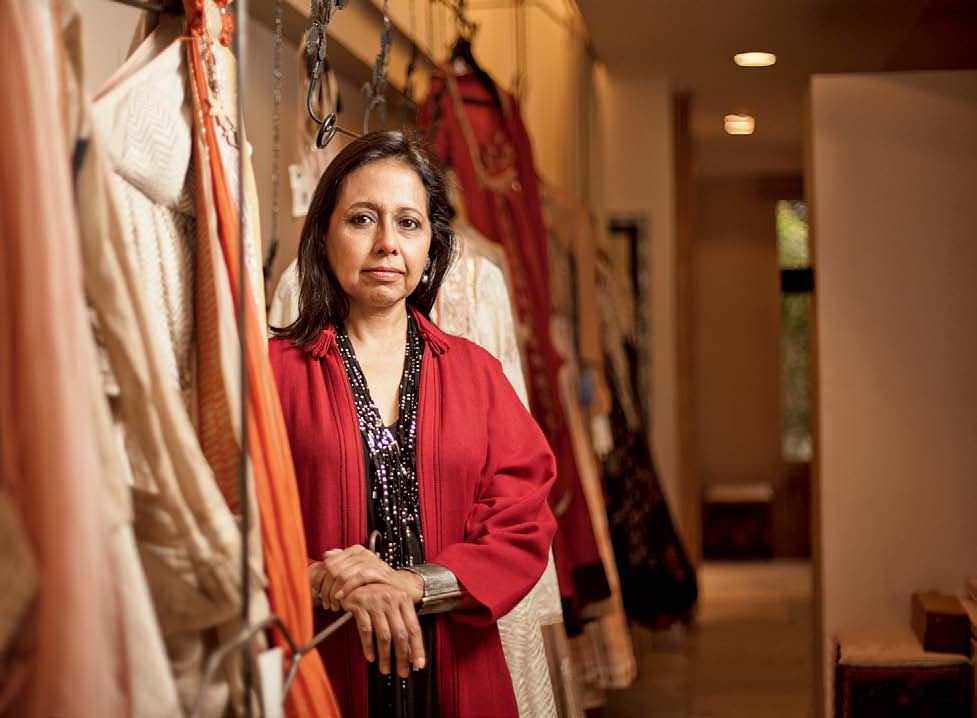 Anju Modi: Designing Grandeur