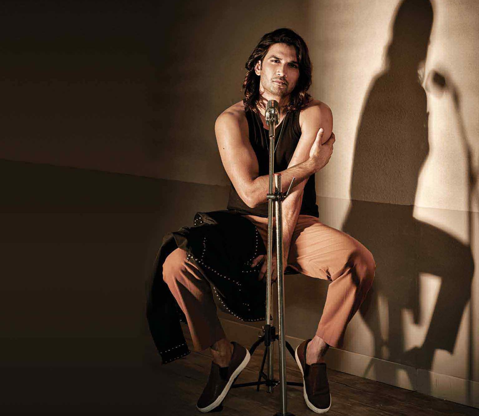 Sushant Singh Rajput- Sing Alone To The Beat
