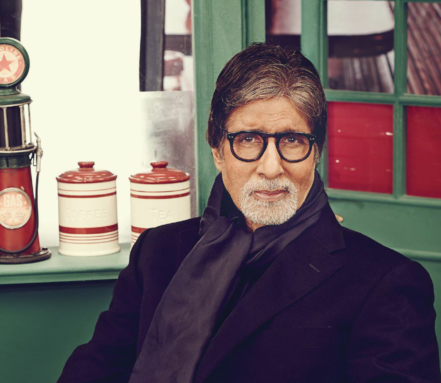 Every Day Is An Adventure For Amitabh Bachchan