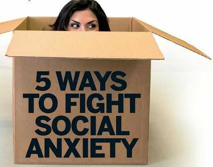 5 Tips: How To Fight Social Anxiety