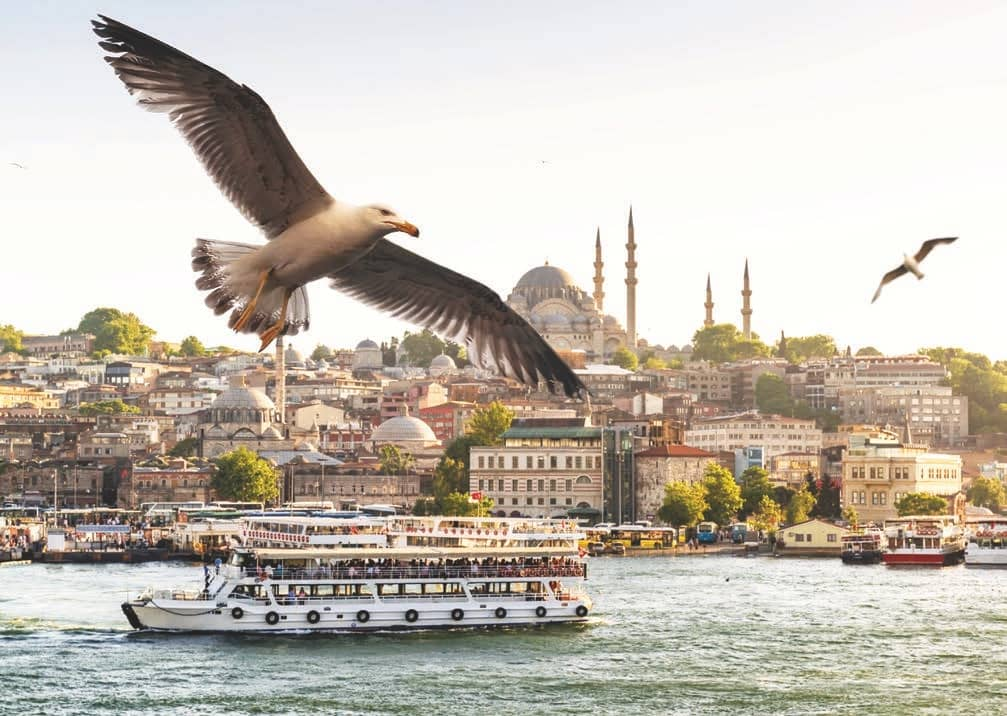 Make The Most Of Your Vacation In Istanbul