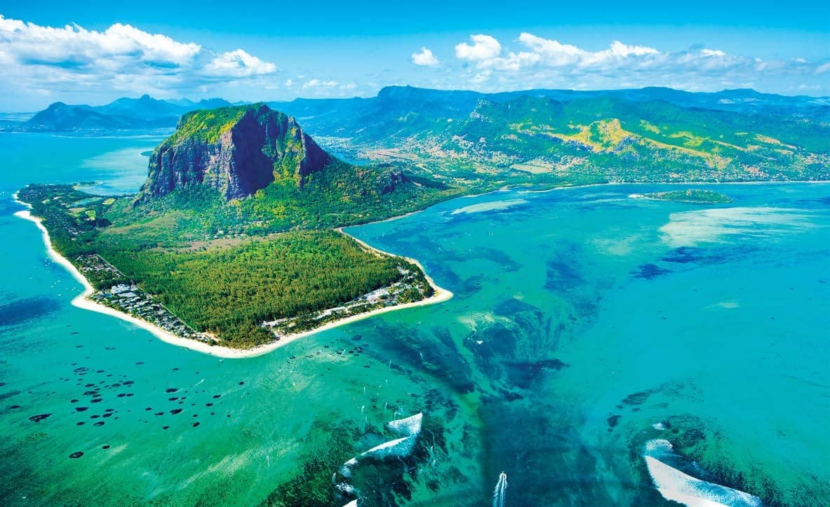 The Action-Packed Side Of Mauritius