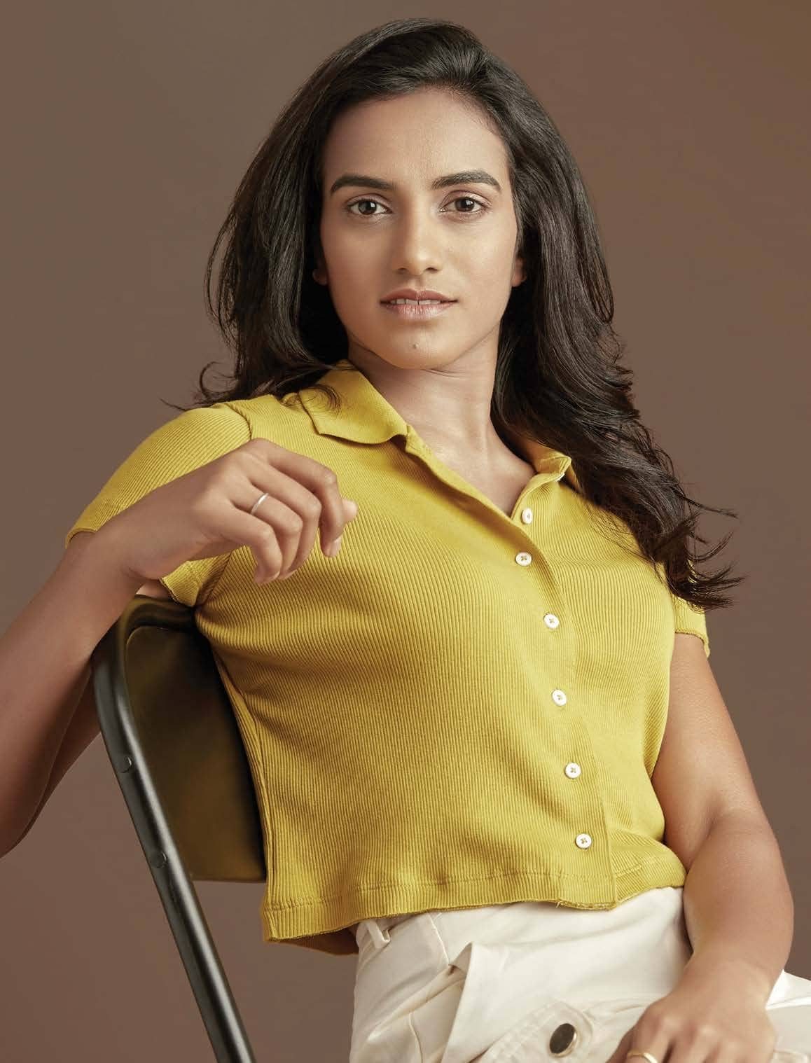 Catching Up With The World Badminton Champion PV Sindhu