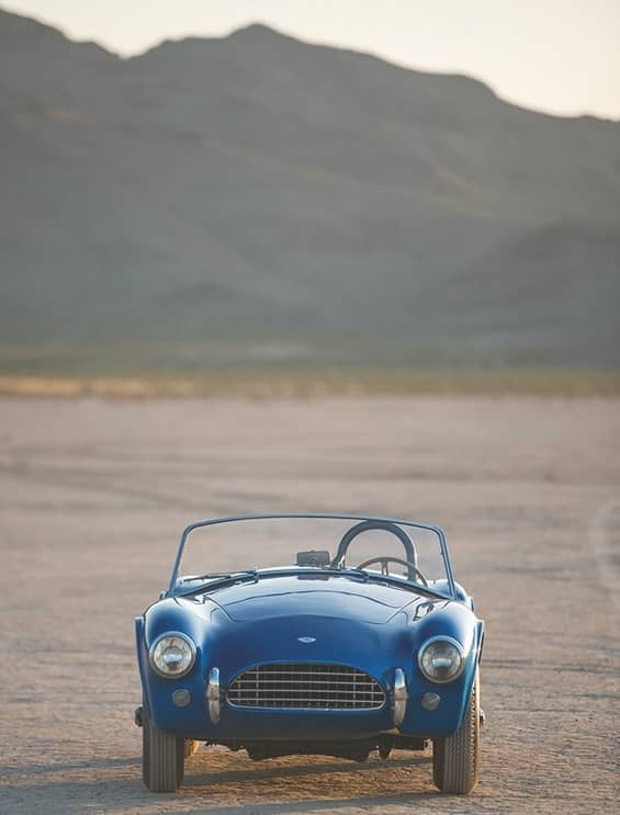 First Shelby Cobra sells for $17.7-million