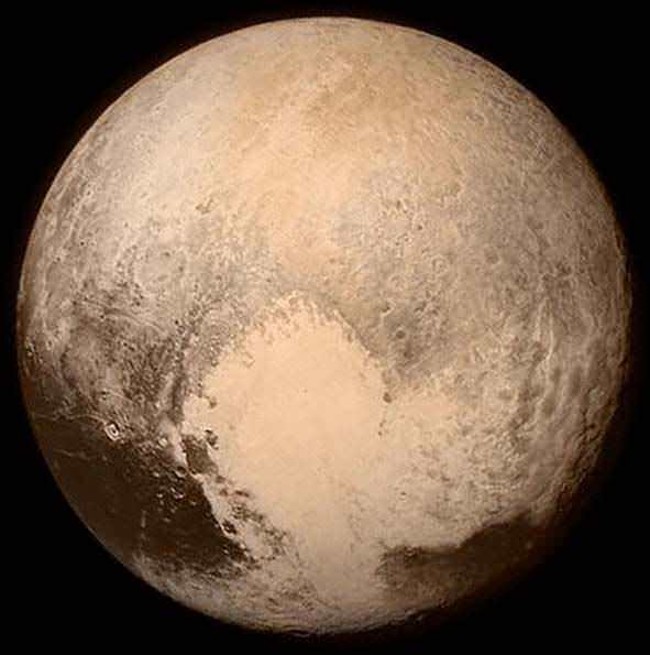 Rediscovering Pluto