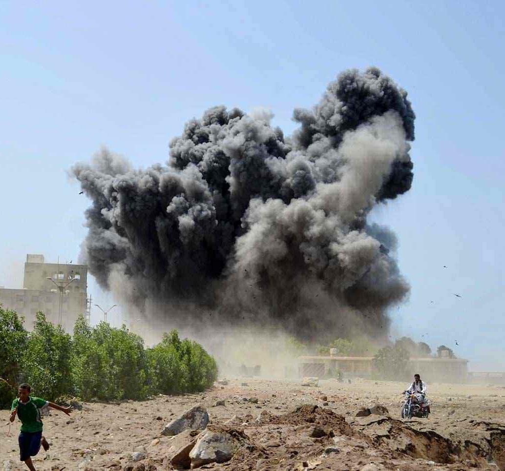 A Grave Humanitarian Crisis Unfolding In Yemen