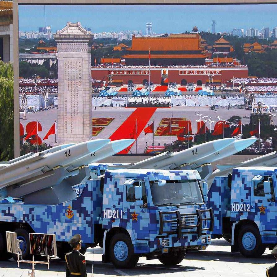 China's Parade Of Power