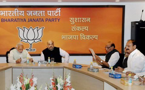 BJP: All is not well