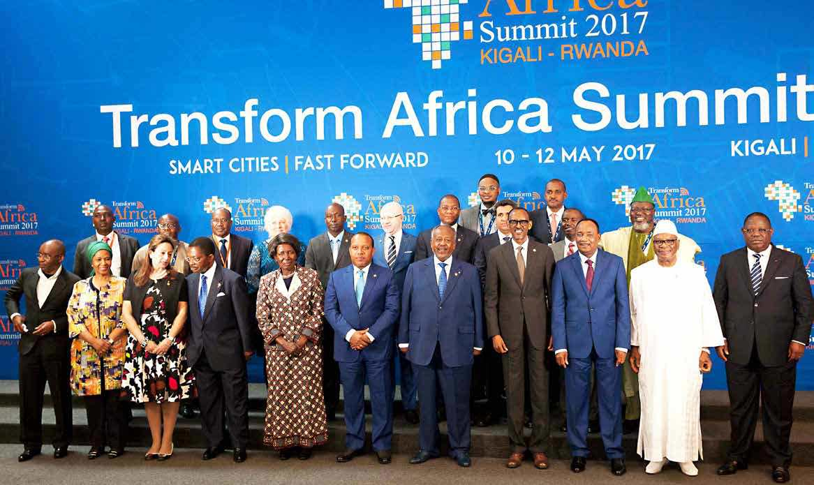 Transform Africa Summit 2017 Africa's Time Is Now