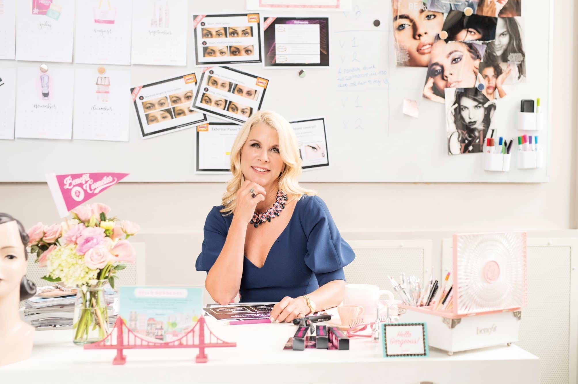 The Woman Behind Cult Brows