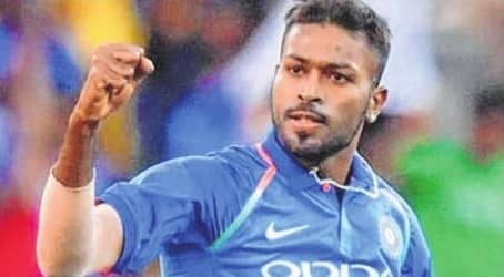 Dhoni Not Included, Fit-Again Hardik Back In Squad For T20 Series
