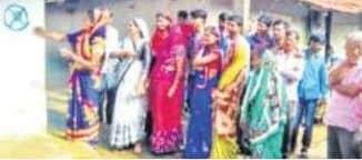 Blue Circle: Hatnapur Women's Drive Against Sale Of Liquor