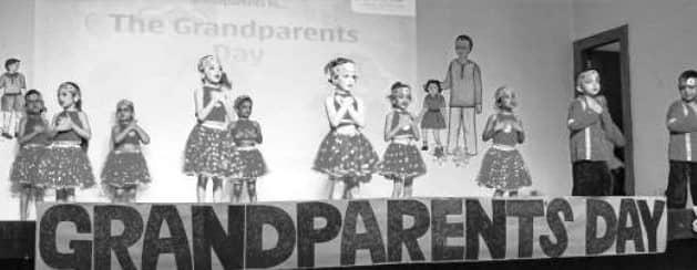 SPS Celebrates Grandparents Day