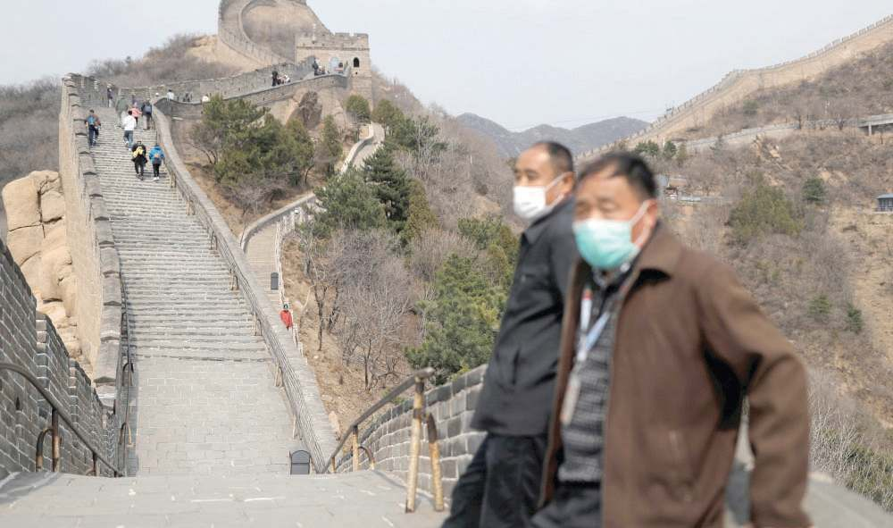 China Virus Epicentre To Open Up As World Locks Down
