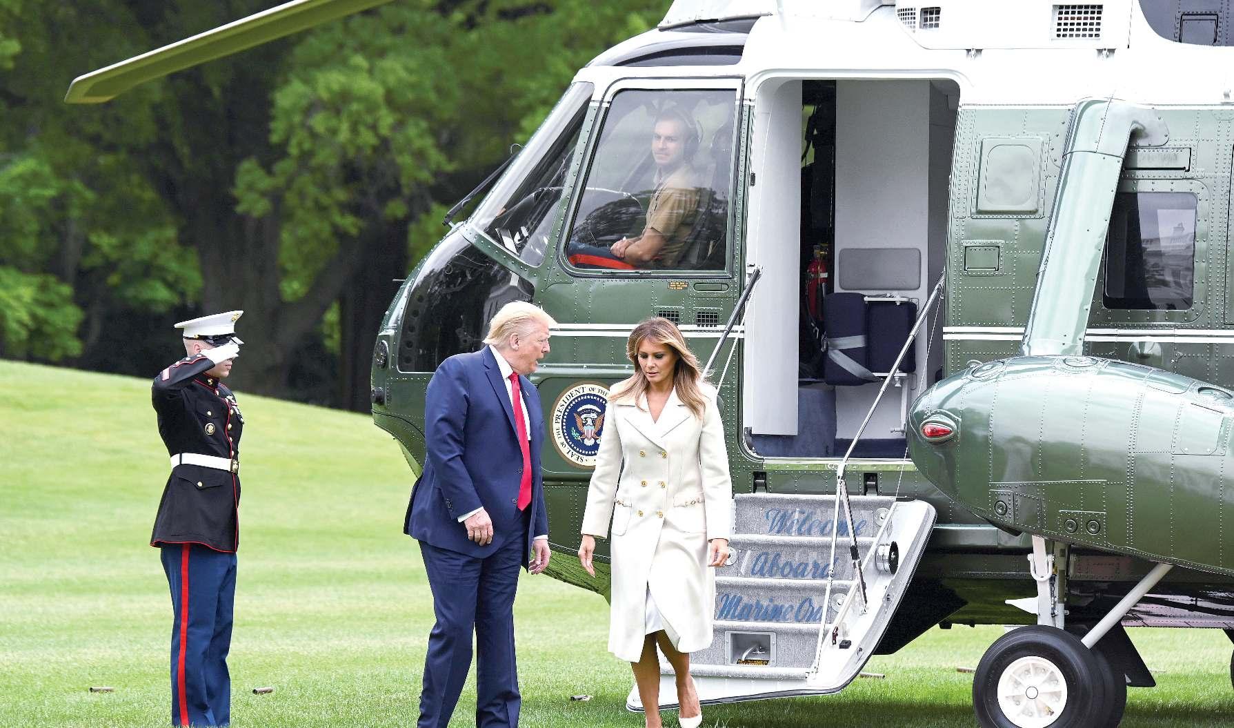 Together We Will Vanquish Virus, Trump Tells Americans