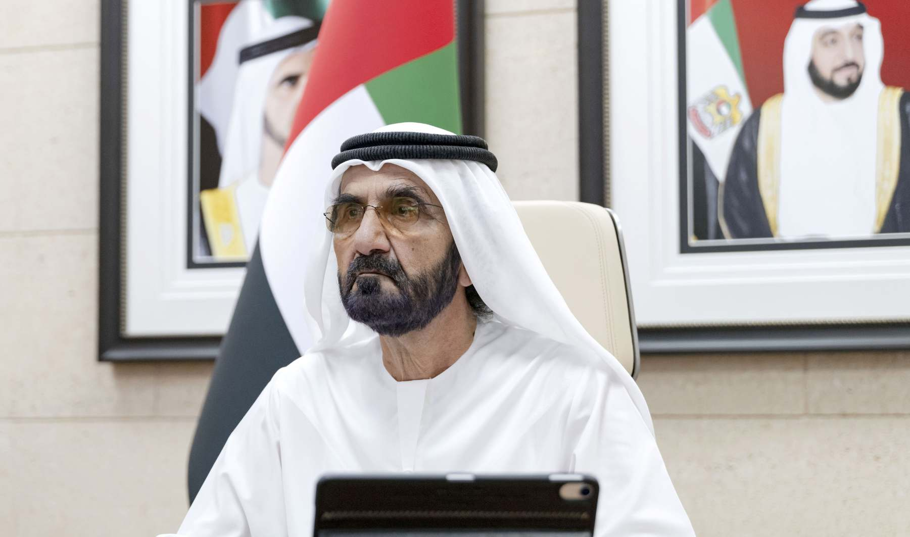 Health Will Remain A Priority, Tweets Sheikh Mohammed