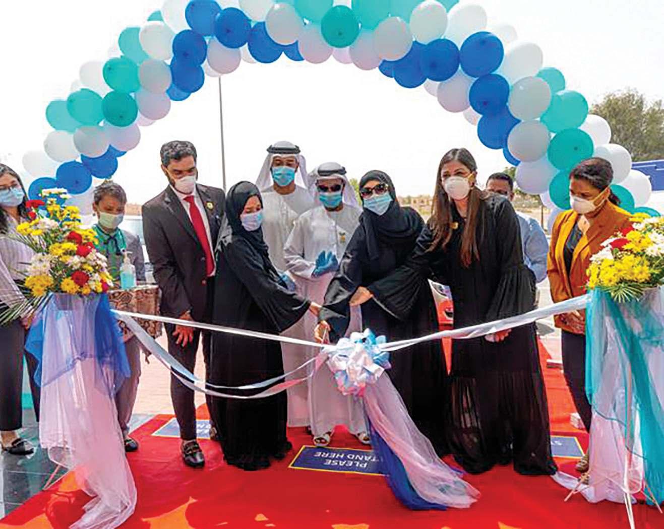 Dubai gets two new COVID-19 facilities