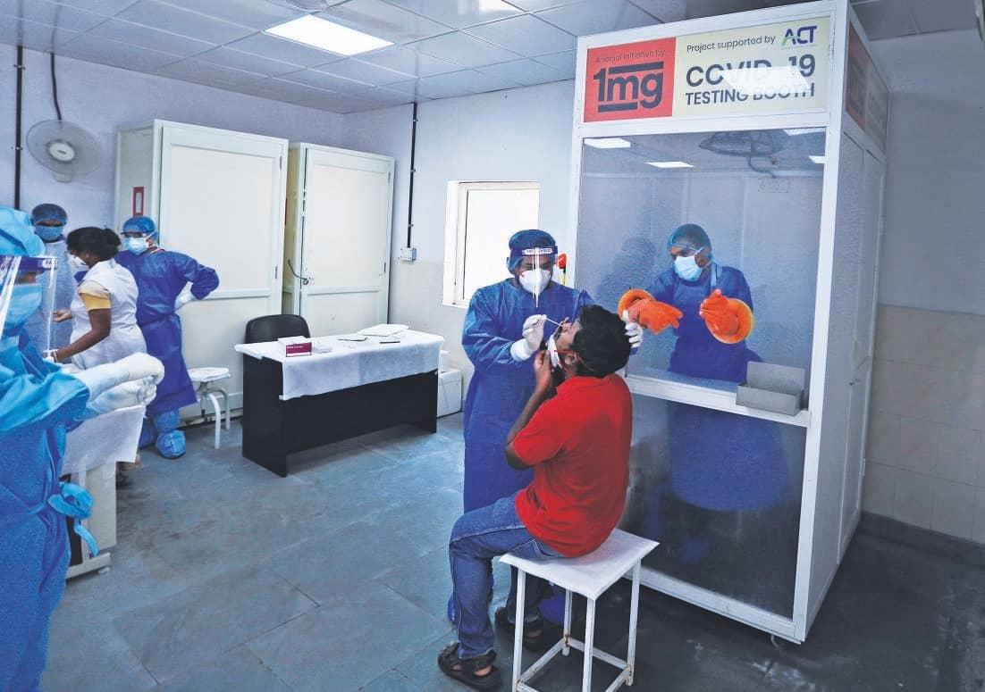 India announces coronavirus vaccine, sets Aug.15 release