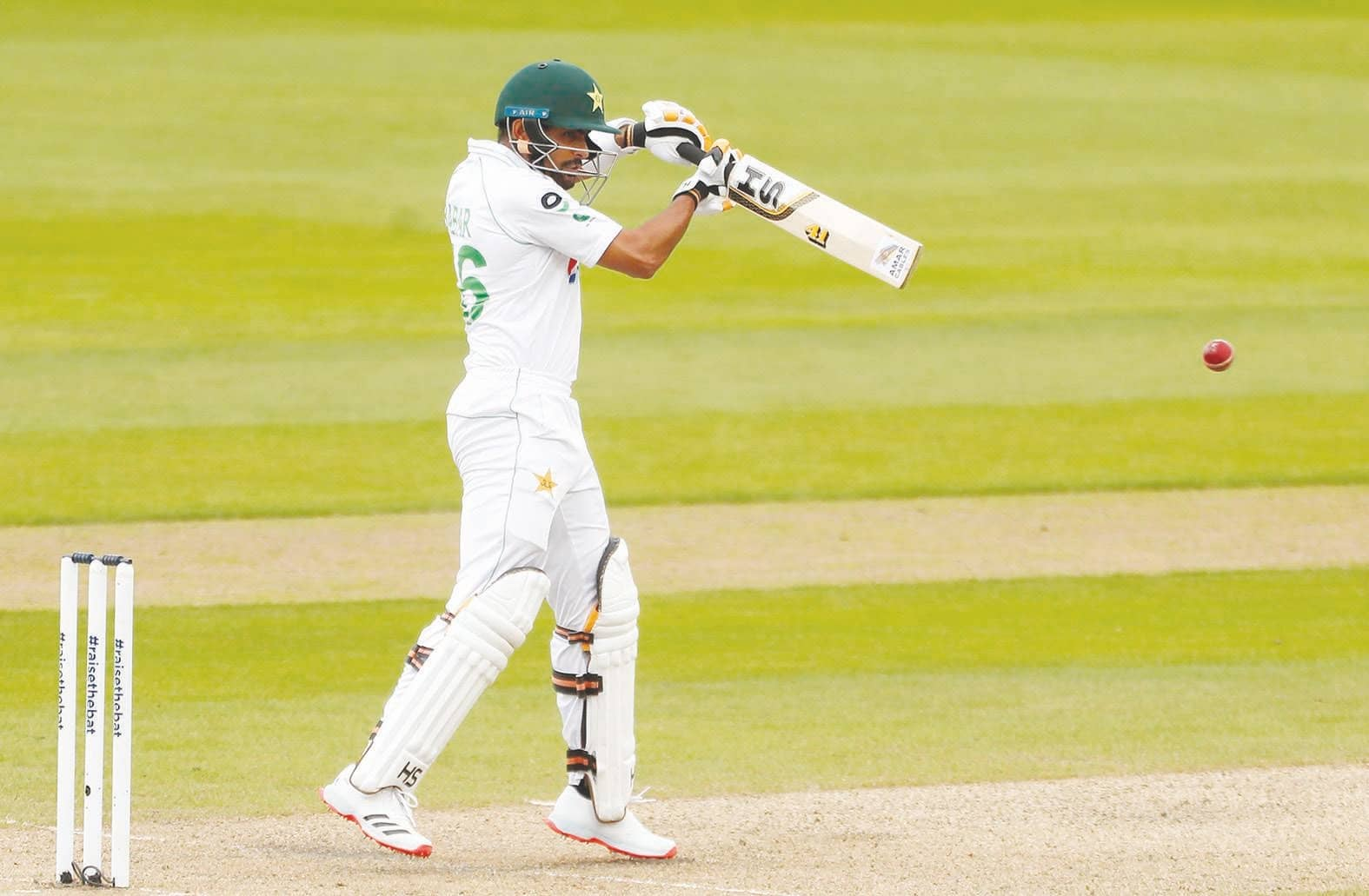 Babar Stars For Pakistan With Fine Fifty In England Opener