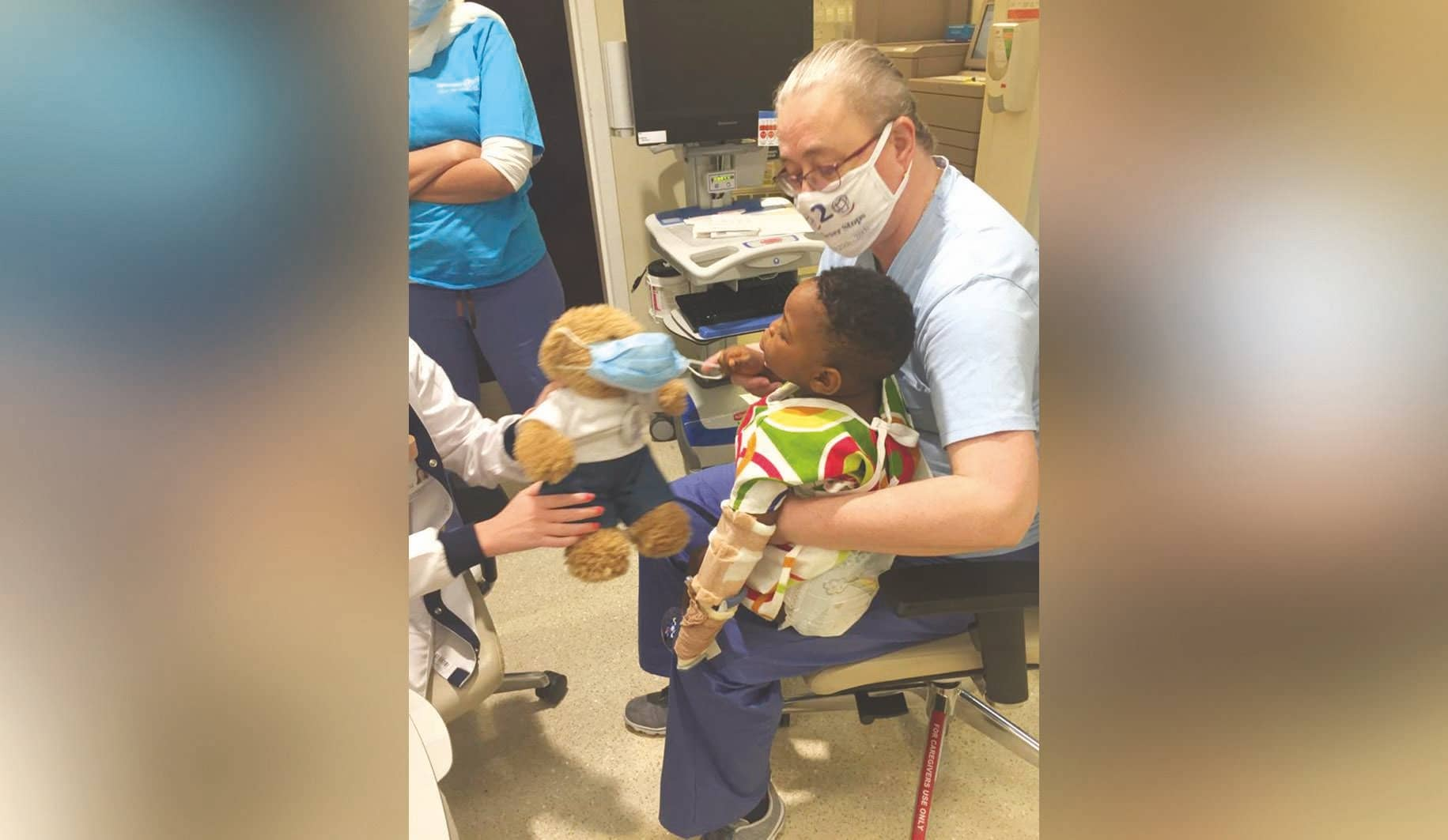 Operation Smile Uae Provides Life-Changing Surgery To 8 Kids