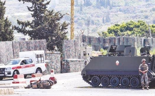 Macron Accuses Lebanon Leaders Of Betrayal