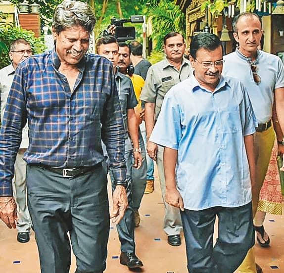 Kejriwal's Anti-dengue Push Gets Thumbs Up From Celebs