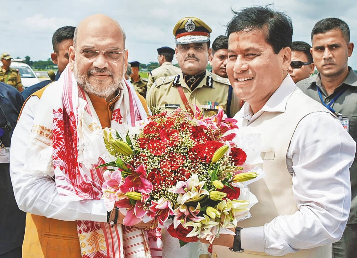 Shah Says Govt Won't Abrogate Article 371 in N-E