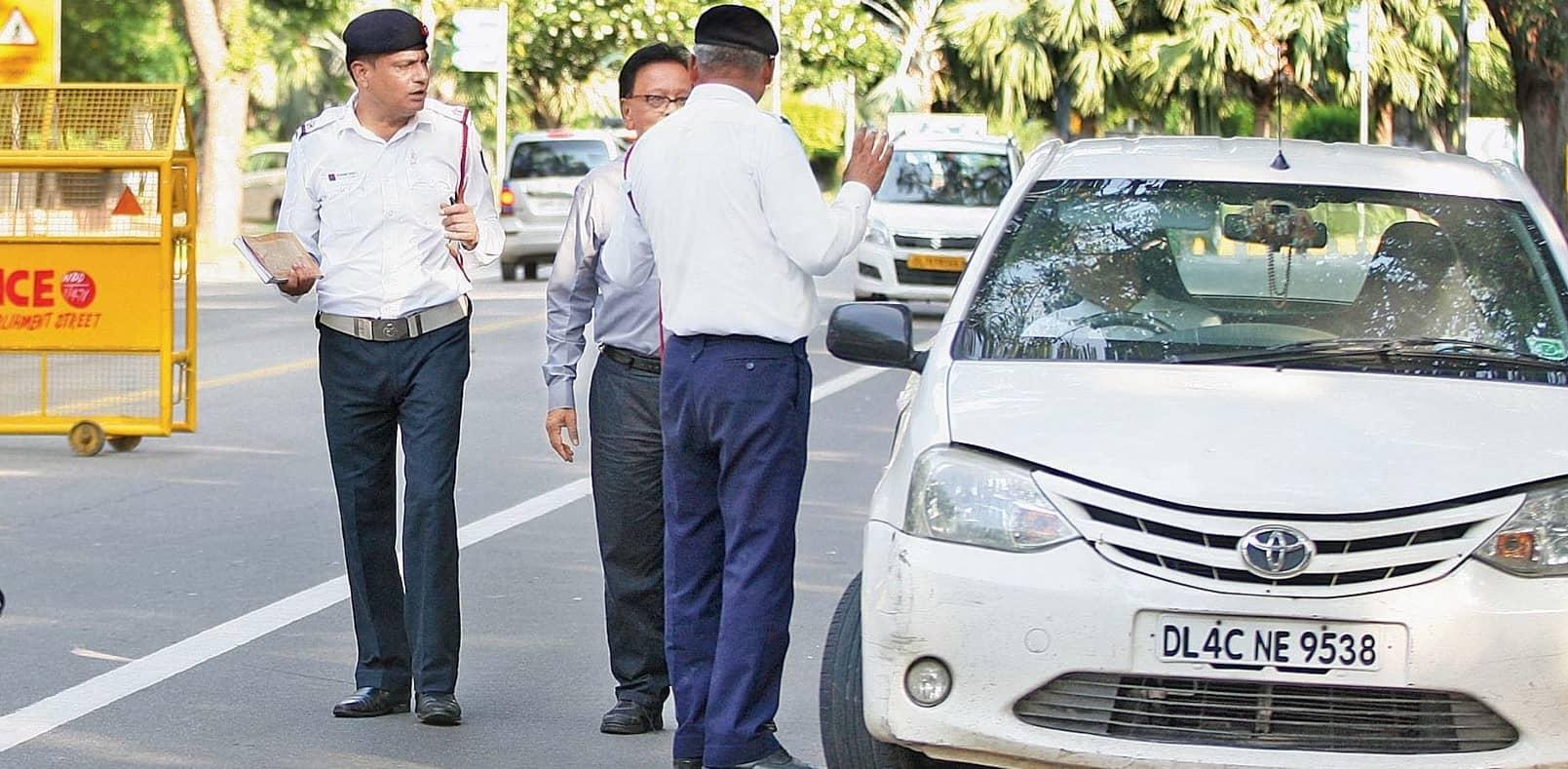 Scramble for Licence, Touts Make a Killing