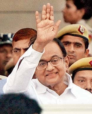 CBI to Name PC in INX Chargesheet