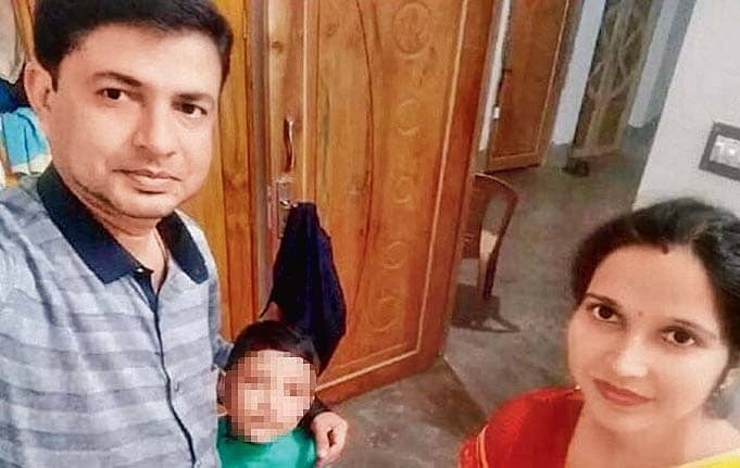 2 Caught For Killing RSS Man, Wife, Kid