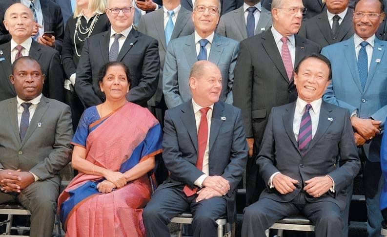 US Blocks India, China Bid To Get Bigger Say In IMF