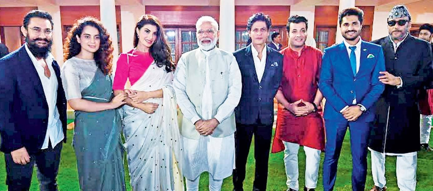 PM's Date With Celebs