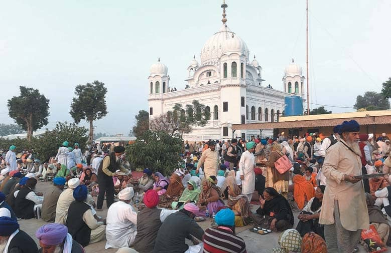 India Ready To Ink Kartarpur Accord