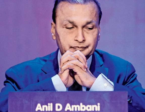 Banks Want Anil To Stay On At RCom