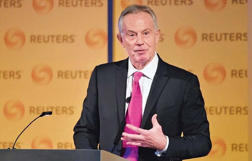 UK Is A Dangerous Mess, Says Blair