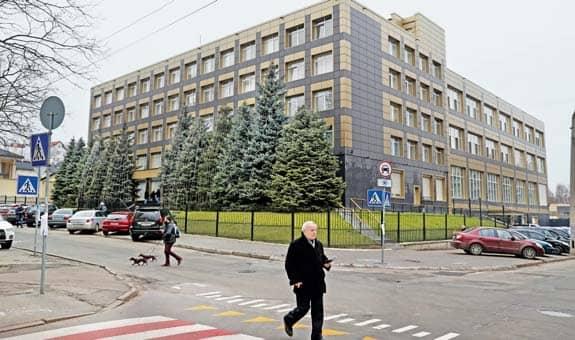 Russian Hackers Target Ukrainian Gas Firm