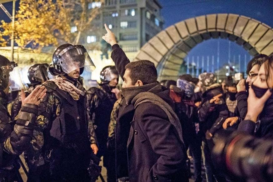 Tehran Makes First Arrest Over Air Crash