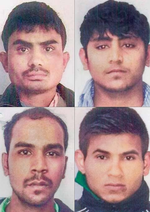 Execution Delayed In Nirbhaya Case