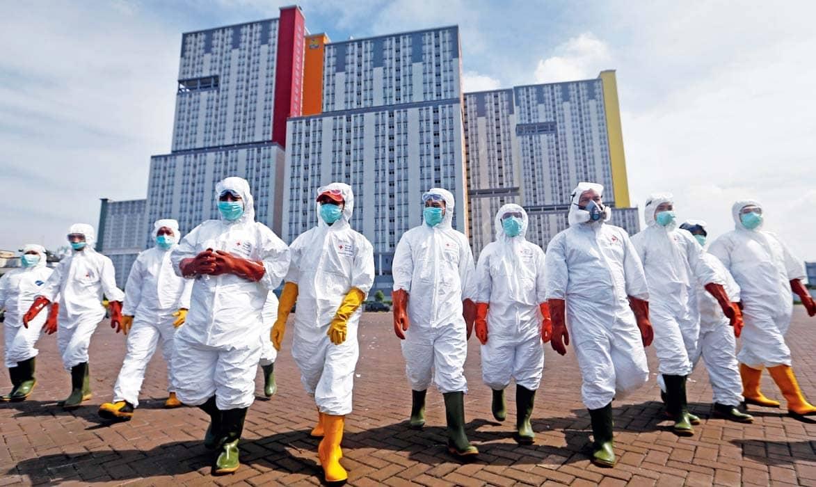 GLOBAL quarantine