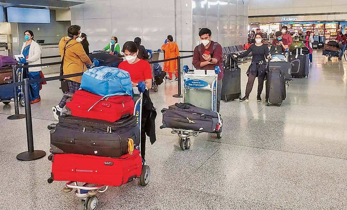 Indians Stranded In Delhi's Aviation Quarrel With UAE