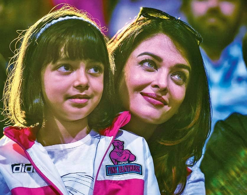Ash & Aaradhya Also Infected, In Home-quarantine