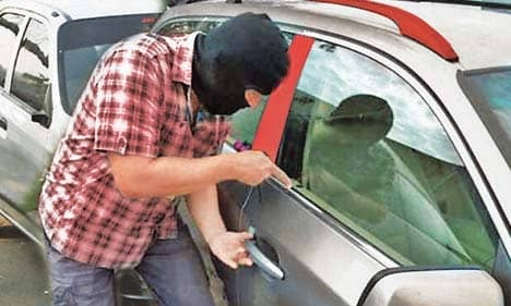 Car Stealers In Top Gear As Delhi Unlocks