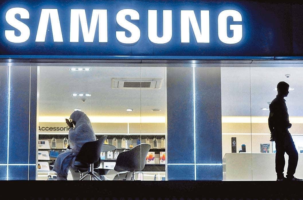 Samsung Rides Anti-China Wave To Bounce Back